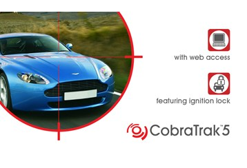 Cobra Trak 5 Web Fitted